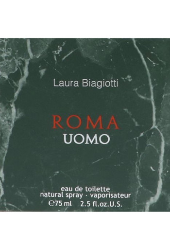 Biagiotti Roma uomo edt spray man (75 ml)