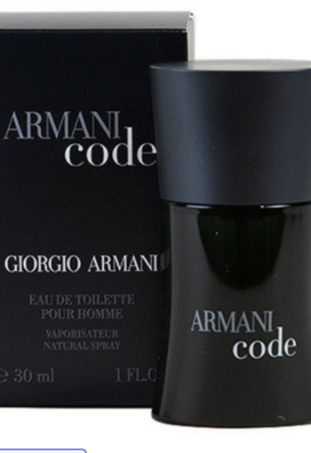 Armani Code eau de toilette vapo men (30 ml)
