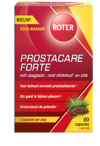 Roter Prostacare (60 capsules)