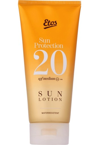 Etos Sun Protection Lotion SPF20 200 ml